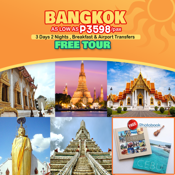 Travelonline Philippines Travel Bangkok Packages