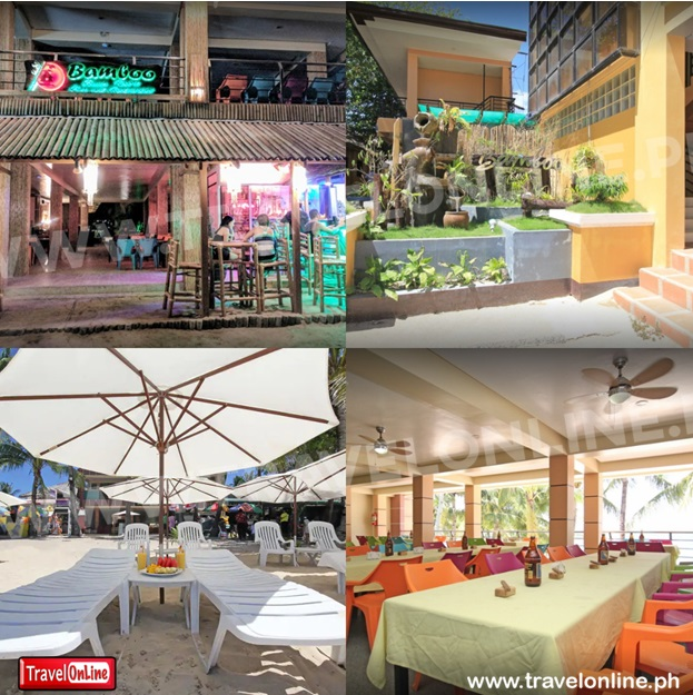 Bamboo Beach Resort Boracay - Beach Front PROMO D: 2GO CRUISESHIP ALL-IN WITH 6 FREEBIES boracay Packages