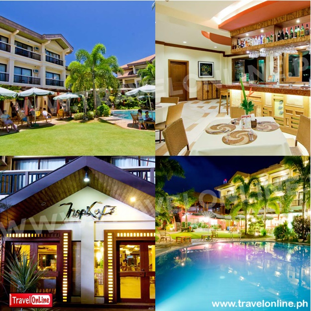 Best Western Boracay Tropics - Non Beachfront PROMO A: NO AIRFARE WITH 6 FREEBIES  boracay Packages
