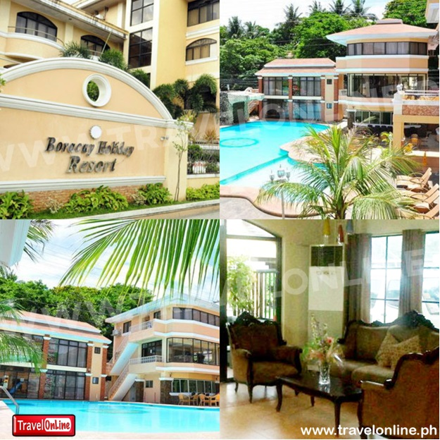 Boracay Holiday Resort - NON Beach Front PROMO B: KALIBO AIRFARE ALL-IN WITH 6 FREEBIES boracay Packages