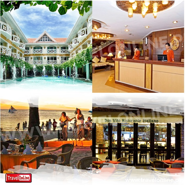Boracay Mandarin - Beachfront PROMO C: CATICLAN AIRFARE ALL-IN WITH 6 FREEBIES boracay Packages
