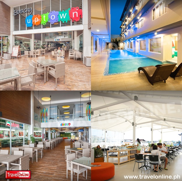 Boracay Uptown PROMO B: CATICLAN AIRFARE ALL-IN WITH 6 FREEBIES boracay Packages