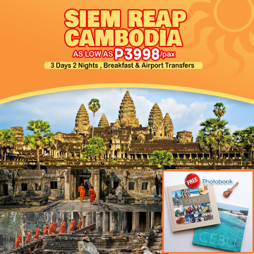 Travelonline Philippines Travel Siem Reap Cambodia Packages