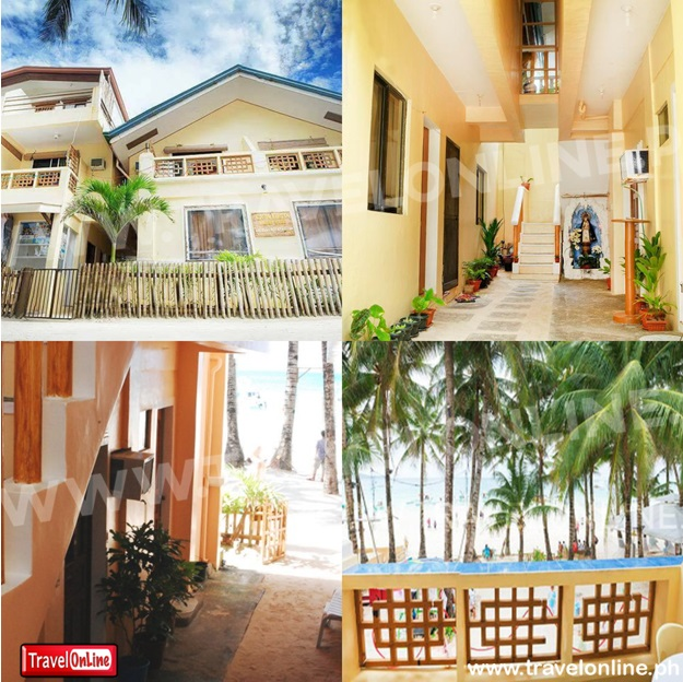 Casa Fiesta Boracay Resort - Beach Front PROMO A: NO AIRFARE WITH 6 FREEBIES  boracay Packages