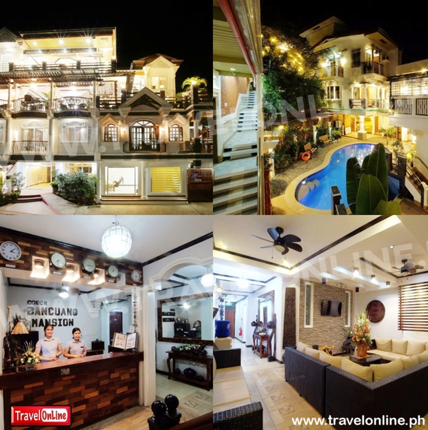 Coron Bancuang Mansion PROMO B: WITH-AIRFARE (VIA-MANILA) ALL-IN WITH FREE CORON TOWN TOUR coron Packages