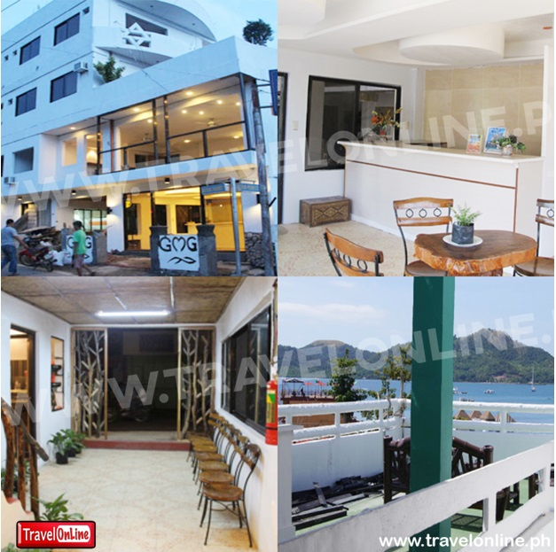 GMG Hotel PROMO B: WITH-AIRFARE (VIA-MANILA) ALL-IN WITH FREE CORON TOWN TOUR coron Packages