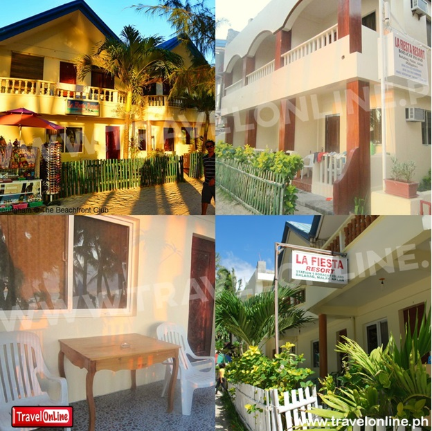 La Fiesta Boracay Resort - Beach Front PROMO A: NO AIRFARE WITH 6 FREEBIES  boracay Packages