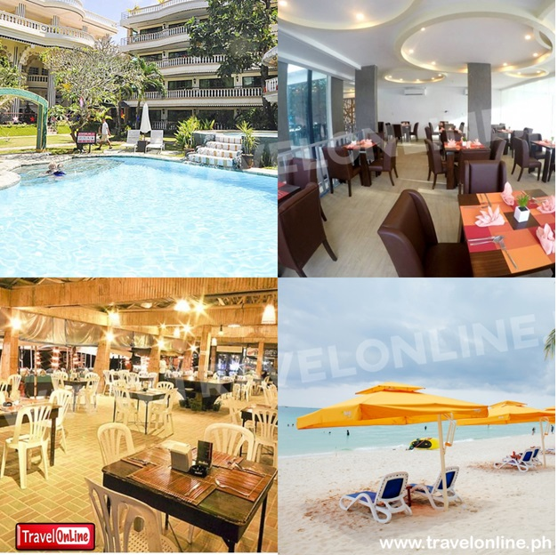 Paradise Garden Boracay - Beach Front PROMO A: NO AIRFARE WITH 6 FREEBIES  boracay Packages