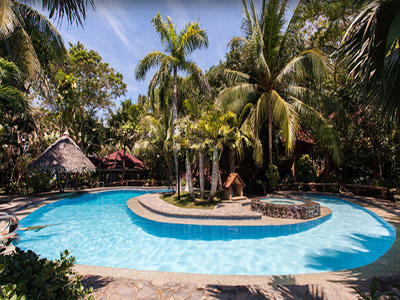 Alona Tropical Beach Resort  PROMO D: WITH AIRFARE ALL-IN WITH FREE COUNTRYSIDE-TOUR bohol Packages