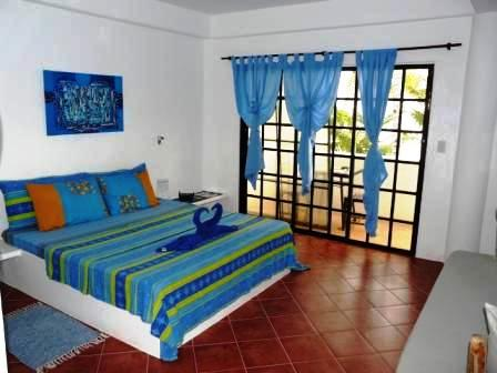 Boracay Cheapest  Room Aquarius Marina Boracay - Beach Front