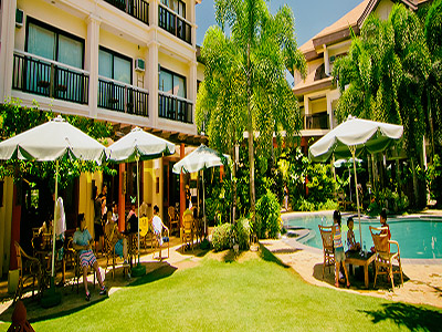 Best Western Boracay Tropics - Non Beachfront PROMO C: CATICLAN AIRFARE ALL-IN WITH 6 FREEBIES boracay Packages