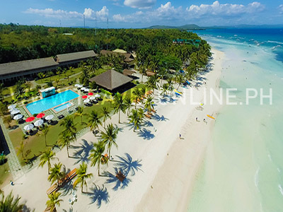 Bohol Beach Club  PROMO F: WITH AIRFARE ALL-IN WITH FREE OSLOB CEBU TOUR bohol Packages