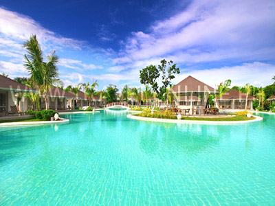 Bohol Shores PROMO D: WITH AIRFARE ALL-IN WITH FREE COUNTRYSIDE-TOUR bohol Packages