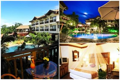 Boracay Packages  With Airfare Best Western Boracay Tropics - Non Beachfront