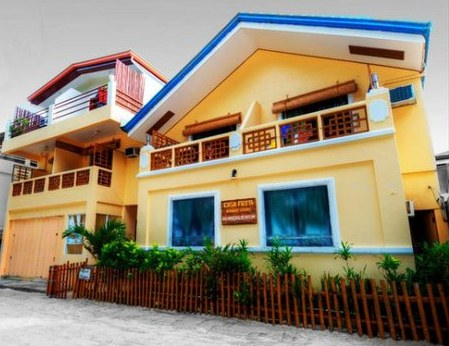 Boracay Cheapest  Room Casa Fiesta Boracay Resort - Beach Front