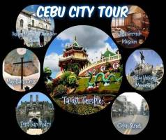 Cebu Packages Cheapest Tour Cebu City Tour - (JOINER - Min 2 pax -NO LUNCH)