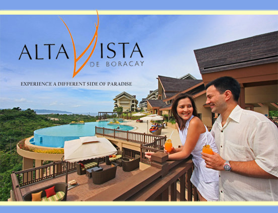 Boracay Packages  With Airfare Alta Vista Boracay - Non Beachfront