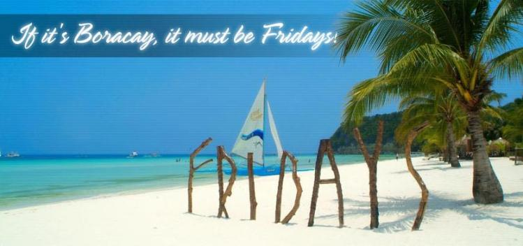 Boracay Packages  Without Airfare Fridays Boracay Resort - Beach Front