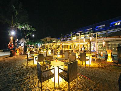 Estacio Uno Boracay (AKA Waling Waling Boracay) - Beachfront Images Boracay Videos