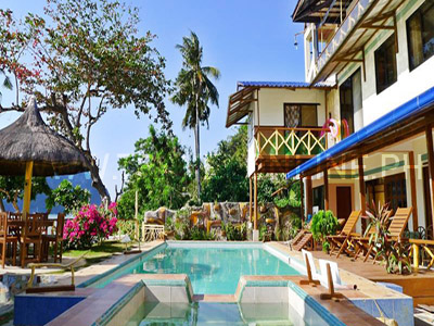 FOUR SEASONS PROMO C: WITH AIRFARE (MNL-PPS-MNL)  ALL IN WITH FREE LAS CABANAS TOUR elnido Packages