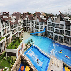 Boracay Packages Cheapest ALL-IN Crown Regency Convention Center Boracay Resort - Non Beach Front