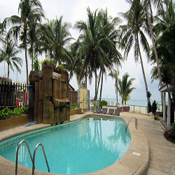 boracay Packages  Batangas-Caticlan Boracay Cruise Package Las Brisas De Boracay - Beach Front