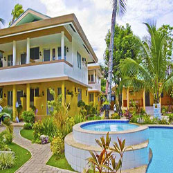 bohol Packages  PROMO H: WITH AIRFARE ALL-IN WITH FREE ISLAND HOPPING AND COUNTRYSIDE TOUR Lost Horizon Inn Bohol