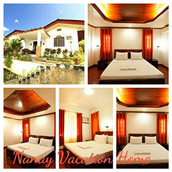 coron Packages  Davao-Coron via Connecting Airfare FREE TOWN TOUR Nanay Vacation Home PROMO