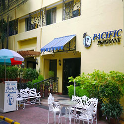 Cebu Packages Cheapest ALL-IN Pacific Pensionne