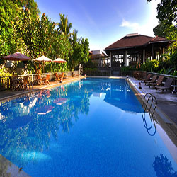 bohol Packages  PROMO H: WITH AIRFARE ALL-IN WITH FREE ISLAND HOPPING AND COUNTRYSIDE TOUR MITHI RESORT AND SPA