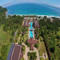 Palawan Packages Cheapest ALL-IN Sheridan Palawan Hotel