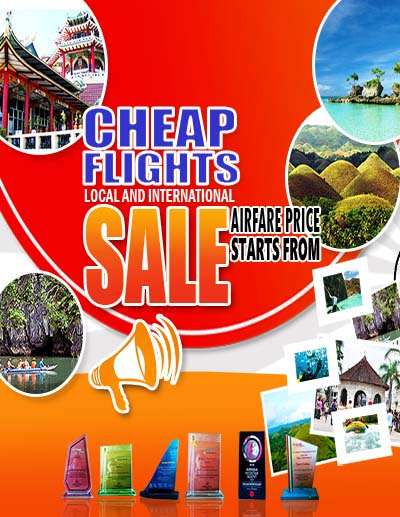 CHEAPEST FLIGHTS Philippines