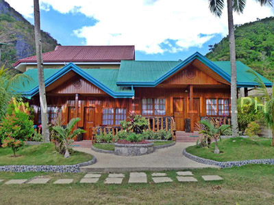 Jurias Pension  PROMO C: WITH AIRFARE (MNL-PPS-MNL)  ALL IN WITH FREE LAS CABANAS TOUR elnido Packages