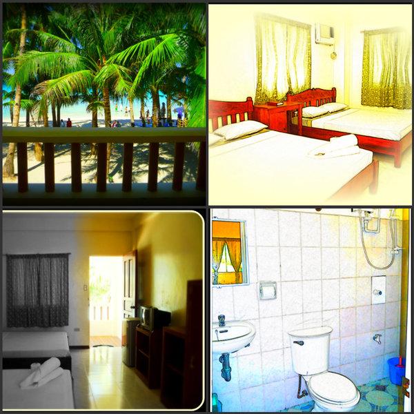 La Fiesta Boracay Resort - Beach Front Images Boracay Videos
