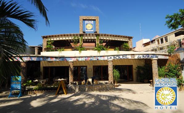 Boracay Hotels Station  Beachfront Promo
