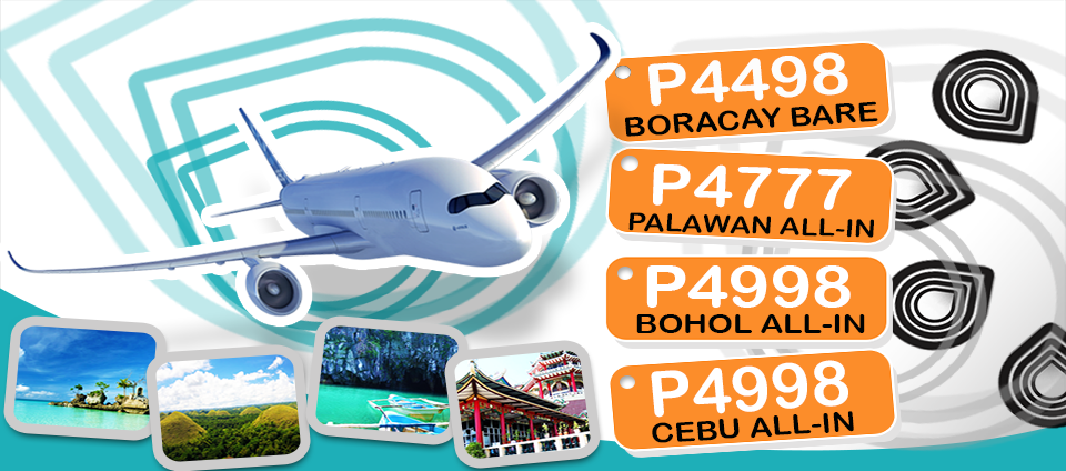 Philippines Travel Agency BARE  PROMO