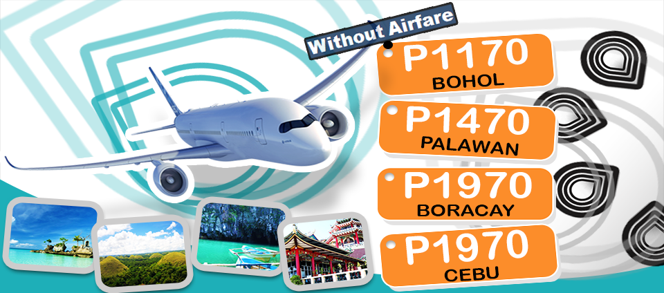 bohol packages without airfare promo
