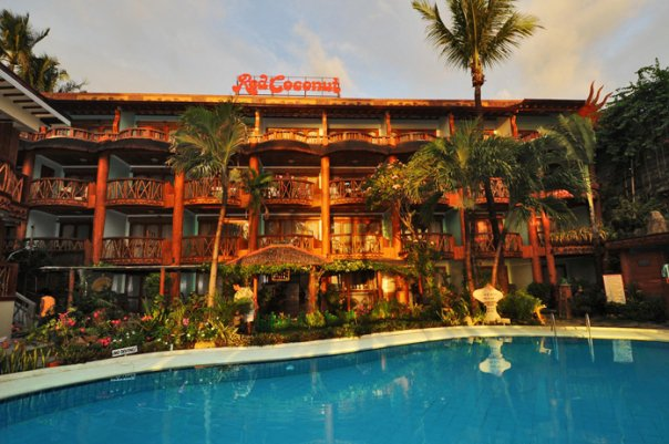 Red Coconut Hotel All In Boracay Packages