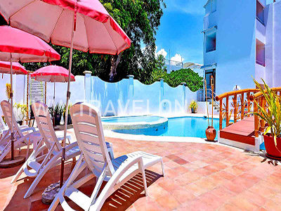 Redcoco Inn Boracay - Non Beach Front PROMO B: KALIBO AIRFARE ALL-IN WITH 6 FREEBIES boracay Packages