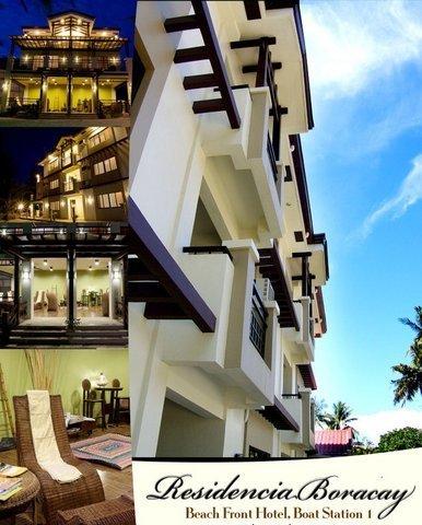 Residencia Boracay - Beachfront Images Boracay Videos