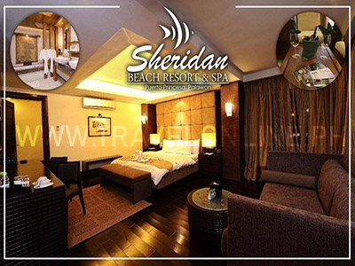Sheridan Palawan Hotel PROMO B: WITH-AIRFARE (VIA-MANILA) ALL-IN WITH FREE CITY-TOUR puerto-princesa Packages