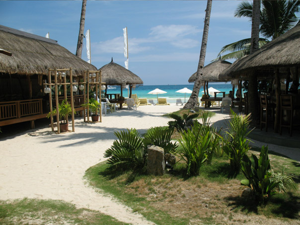 Boracay Packages  With Airfare Sur Boracay - Beach Front