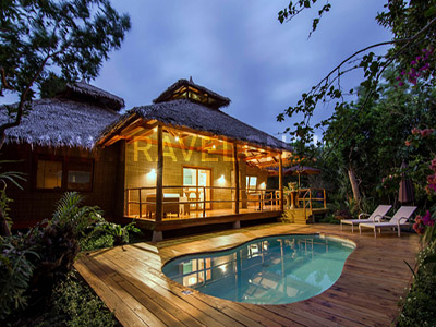 Tarsier Botanika - Villas in the Park PROMO Images Bohol Videos