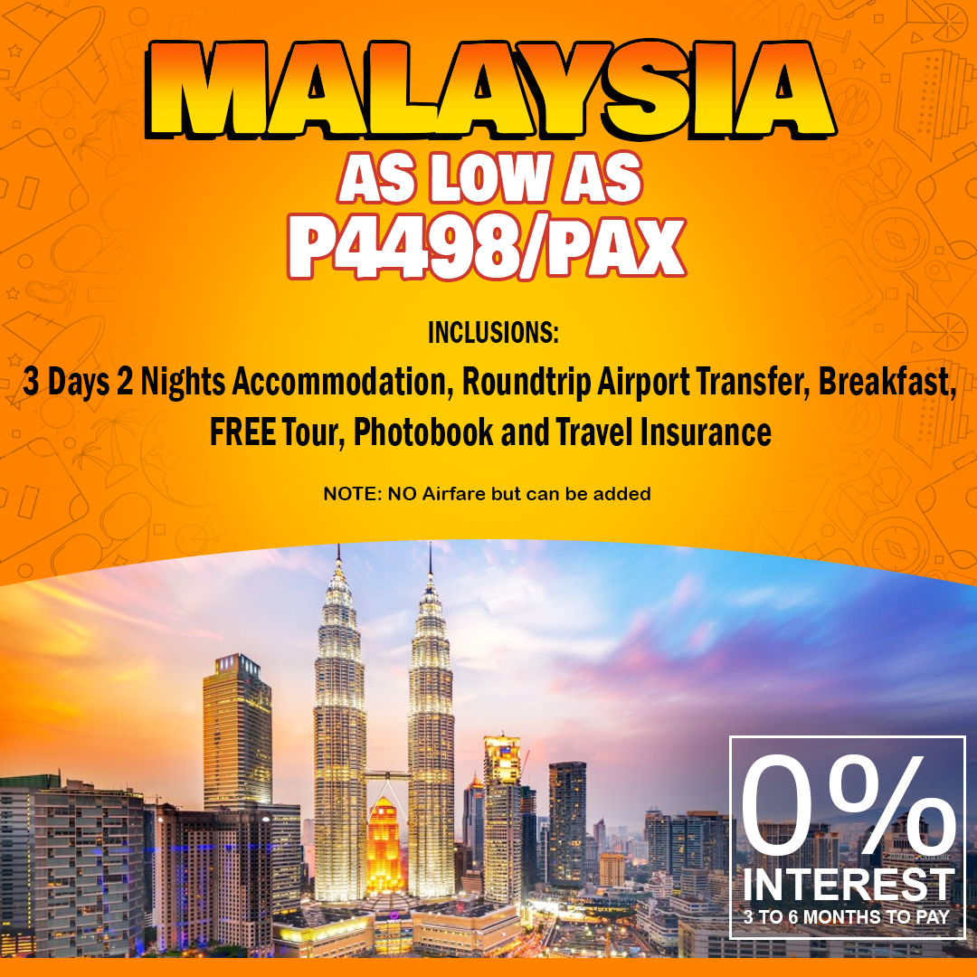 Travelonline Philippines Travel Agency Malaysia Packages