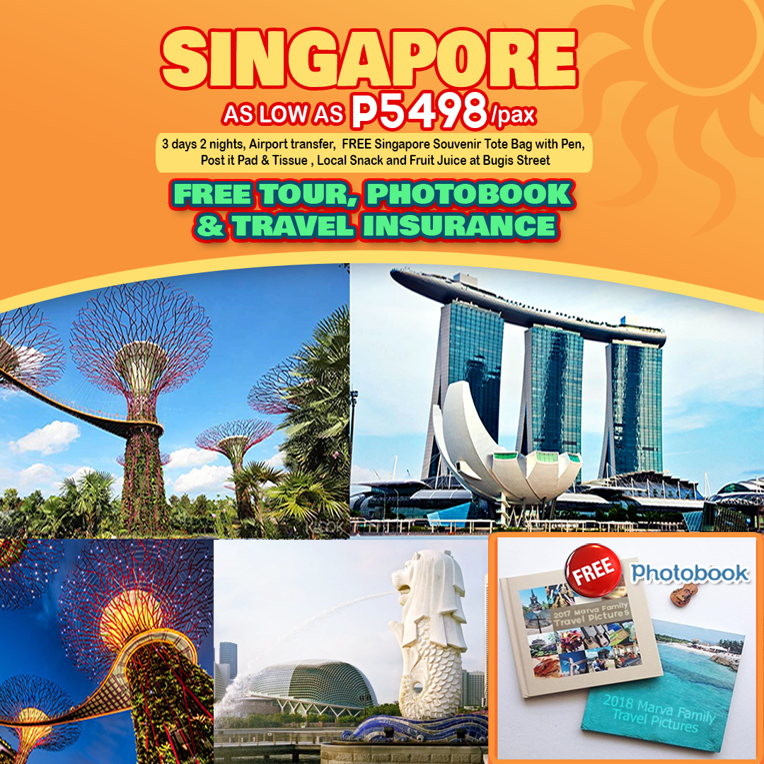 Travelonline Philippines Travel Singapore Packages